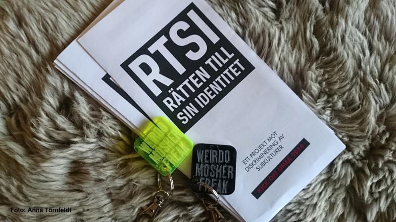 Anna Törnfeldt - RTSI folder + SOPHIE nyckelringar